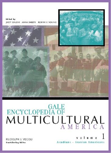9780787639860: Gale Encyclopedia of Multicultural America (3 Volume Set)