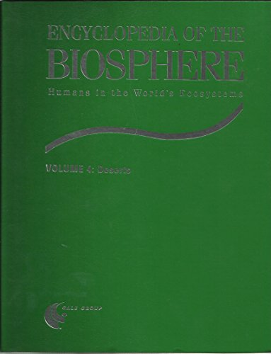 Encyclopedia of the Biosphere: Gale Group