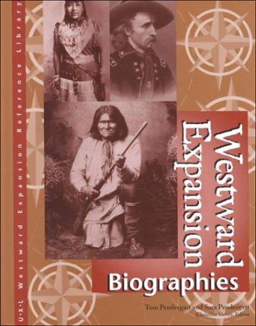 Westward Expansion: Biographies: Pendergast, Tom;Pendergast, Sara;Slovey,