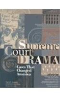 9780787648770: Supreme Court Drama: Cases That Changed America [4-volume set]