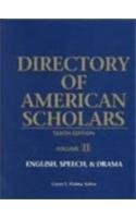 Directory of American Scholars: English Speech and: Klebba, Carynn
