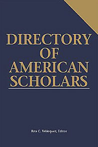 Directory of American Scholars: Foreign Language (Directory: Klebba, Carynn