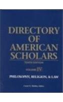 Directory of American Scholars: Philosophy Religion Law: Klebba, Carynn
