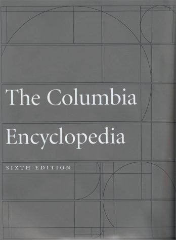 9780787650155: The Columbia Encyclopedia
