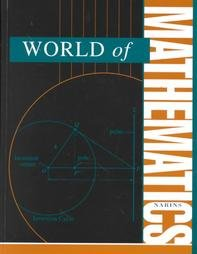 9780787650650: World of Mathematics, Vol 2: M-Z