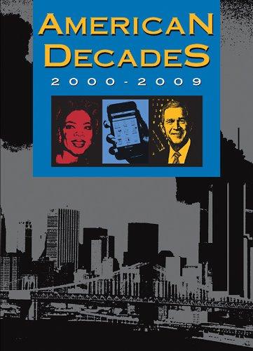 9780787650766: American Decades (Vol 1-10)
