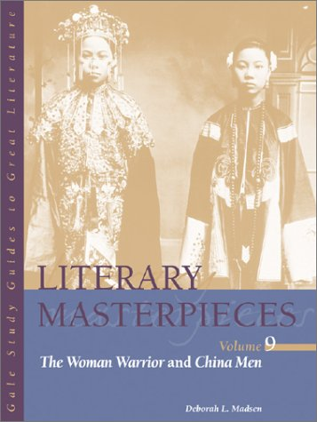 9780787651299: The Woman Warrior and China Men (Literary Masterpieces)