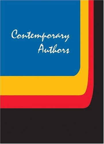 Contemporary Authors: Vol 207 (Hardback)