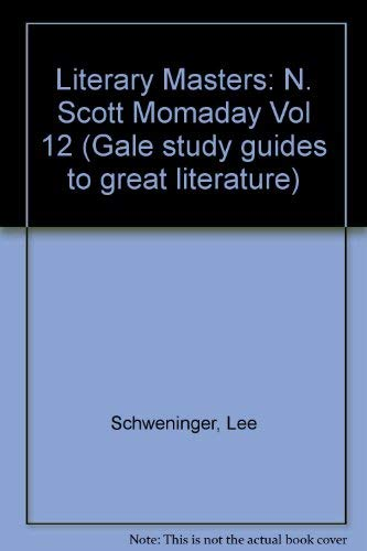 N. Scott Momaday (Gale Study Guides to: Schweninger, Lee