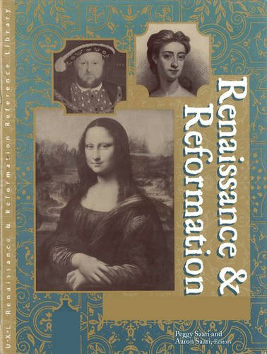 9780787654672: Renaissance and Reformation: Almanac 2 Vol.Set (Renaissance and Reformation Reference Library)
