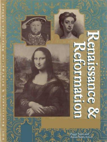 9780787654702: Renaissance and Reformation: Biographies 2 Vol.Set (Renaissance and Reformation Reference Library)