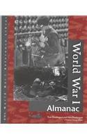 9780787654764: World War I Reference Library: Almanac
