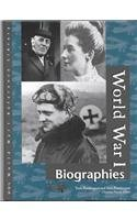 World War I Reference Library: Biographies: Pendergast, Mr Tom;
