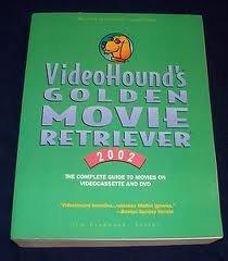 9780787657550: Videohound's Golden Movie Retriever 2002