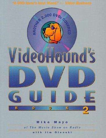 VideoHounds DVD Guide, Book 2