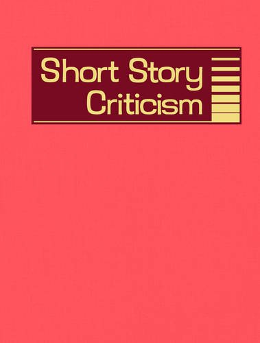 9780787659509: Short Story Criticism: Excerpts from Criticism of the Works of Short Fiction Writers