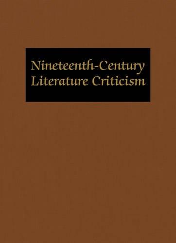 9780787659820: Nineteenth-Century Literature Criticism, Vol. 118