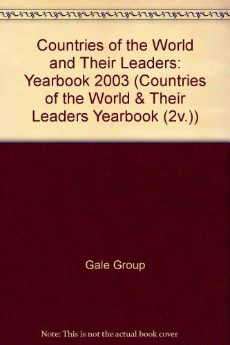 Countries of the World and Their Leaders Yearbook Set (Countries of the World & Their Leaders ...