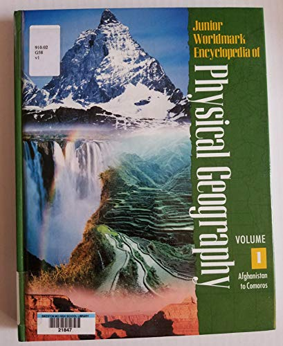 9780787662660: Junior Worldmark Encyclopedia of Physical Geography, Vol. 1