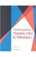 9780787663612: Contemporary Theatre, Film and Television