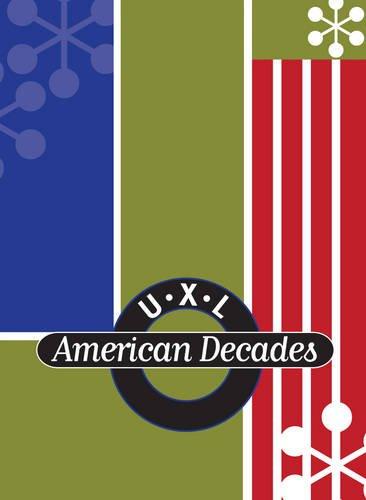 9780787664626: 8: UXL American Decades (1970-79)