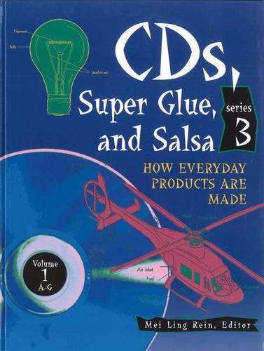 9780787664763: CDs, Super Glue, & Salsa: 2 Volume set