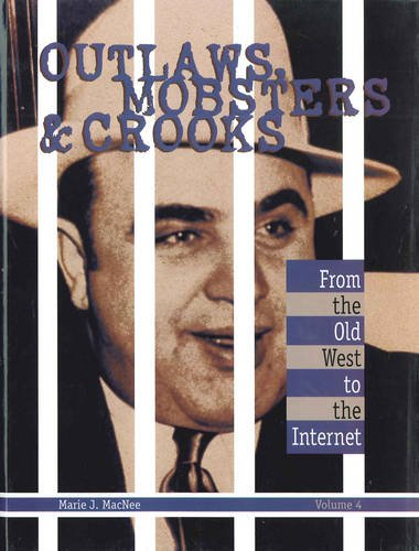9780787664824: Outlaws, Mobsters & Crooks