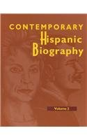 9780787665395: Contemporary Hispanic Biography