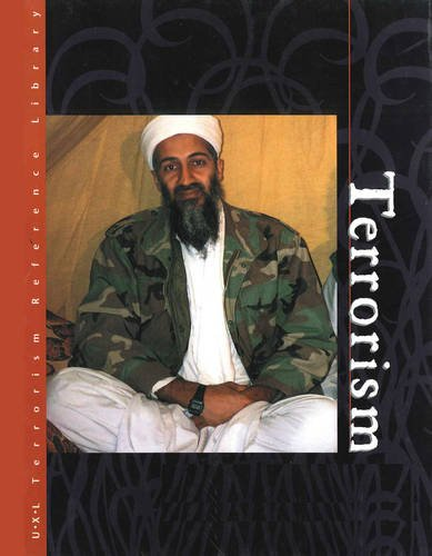 9780787665685: Terrorism Reference Library: Primary Sources