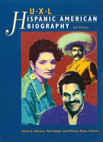 9780787665982: U-X-L Hispanic American Reference Library: Almanac