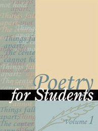 9780787669591: Poetry for Students - Vol. 20