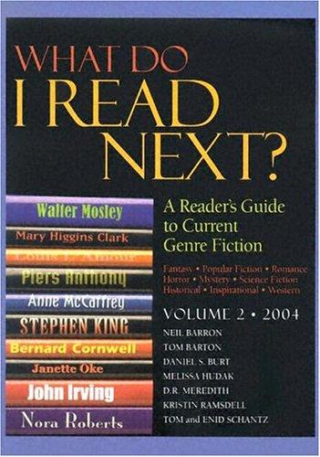 What Do I Read Next? 2004: A: Neil Barron