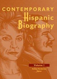 Contemporary Hispanic Biography: Vol 3: Ashyia N. Henderson