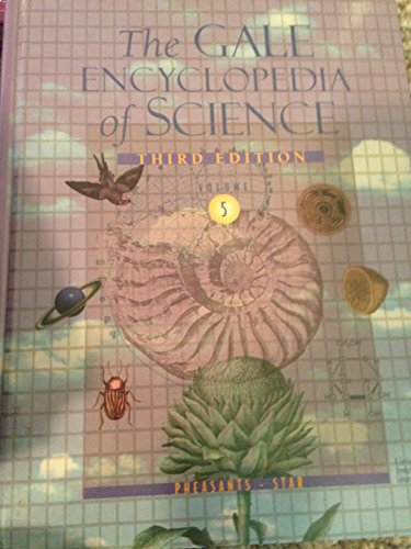9780787675592: Gale Encyclopedia of Science, Vol. 5