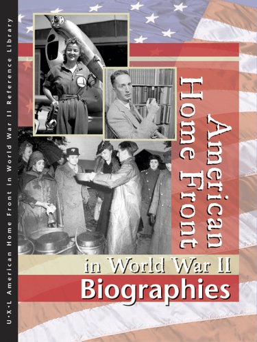 American Homefront in World War II: Biographies: McNeill, Allison
