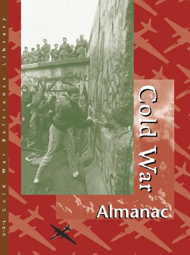 9780787676629: Cold War Almanac V1 (U-X-L Cold War Reference Library)