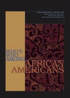 9780787676858: Who's Who Among African Americans