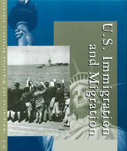 US Immigration and Migration Reference Library: Almanac: Sonia G. Benson