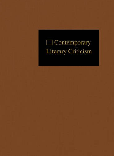Contemporary Literary Criticism, Vol. 195: Hunter, Jeffery