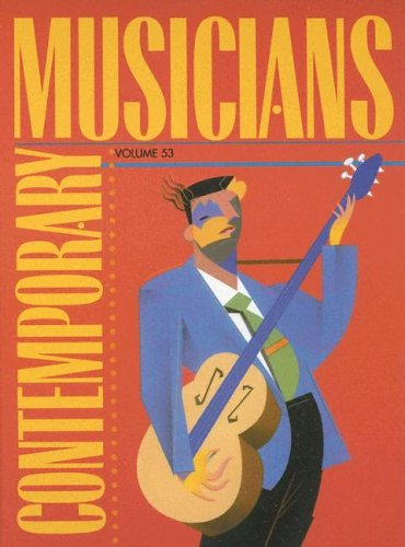 Contemporary Musicians: Profiles of the People in Music (Hardback)