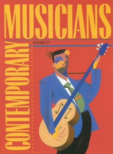 Contemporary Musicians: Profiles of the People in Music: Not Available