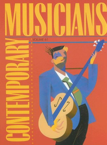 Contemporary Musicians: Volume 61 (Hardback)