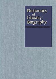 Dictionary of Literary Biography: Twentieth-Century British Humorists (Hardback): Gale Cengage