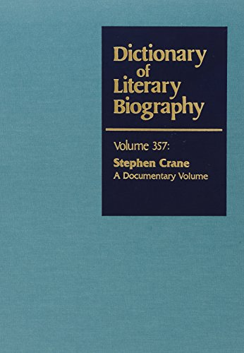 9780787681753: A Documentary Volume (Dictionary of Literary Biography)