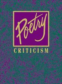 9780787687090: Poetry Criticism