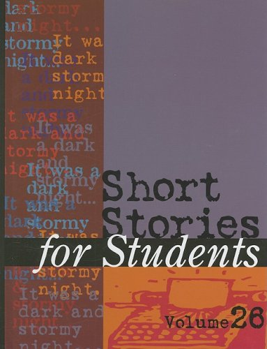 Short Stories for Students: Vol 26: Not Available (Not Available)