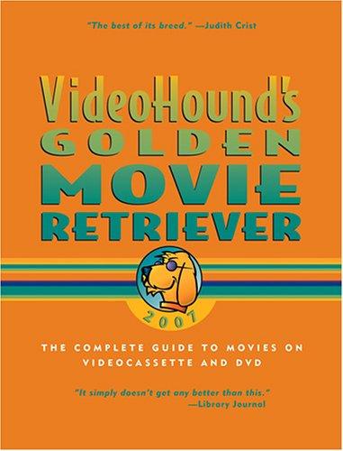 9780787689803: Videohound's Golden Movie Retriever 2007