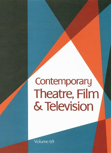 69: Contemporary Theatre, Film and Television: Riggs, Thomas