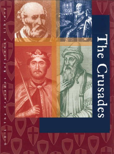 9780787691776: The Crusades: Biographies (The Crusades Reference Library)