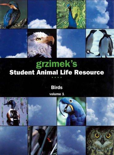 9780787692353: Birds (Grzimek's Student Animal Life Resource)